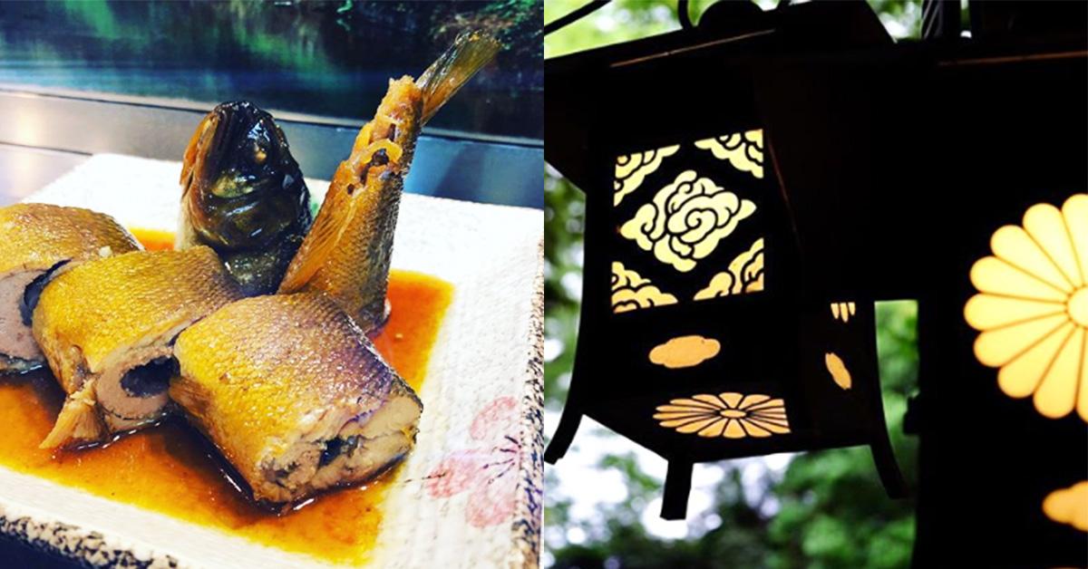 優雅香味連日本皇室都愛牠~抓住香魚季的尾巴,道地香魚料理店不能錯過這「四家」!
