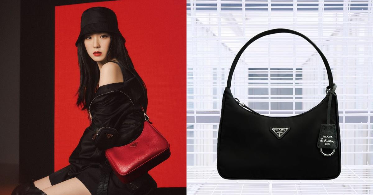 尼龍包推薦始祖品牌Prada!紅透半世紀尼龍包再進化,首度推出衣、鞋,而且100%可回收!