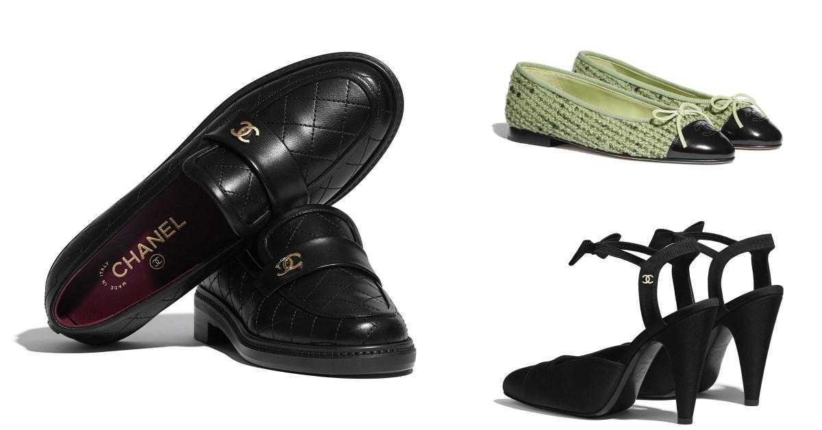 Chanel百搭包鞋超好入手?這10雙OL上班約會都能穿!小資女也能擁有時髦鞋款