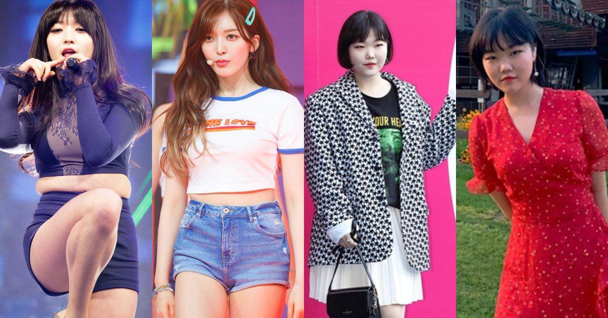 5位韓國女偶像的減肥紀錄大公開!一次揭開狠甩10公斤驚人變化的秘密