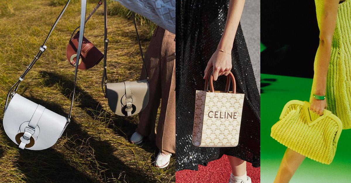 2021包包流行趨勢推薦Top 10!Chanel 「11.12」、BV針織包 、Gucci 「Jackie 1961」....春夏It Bag一次買齊