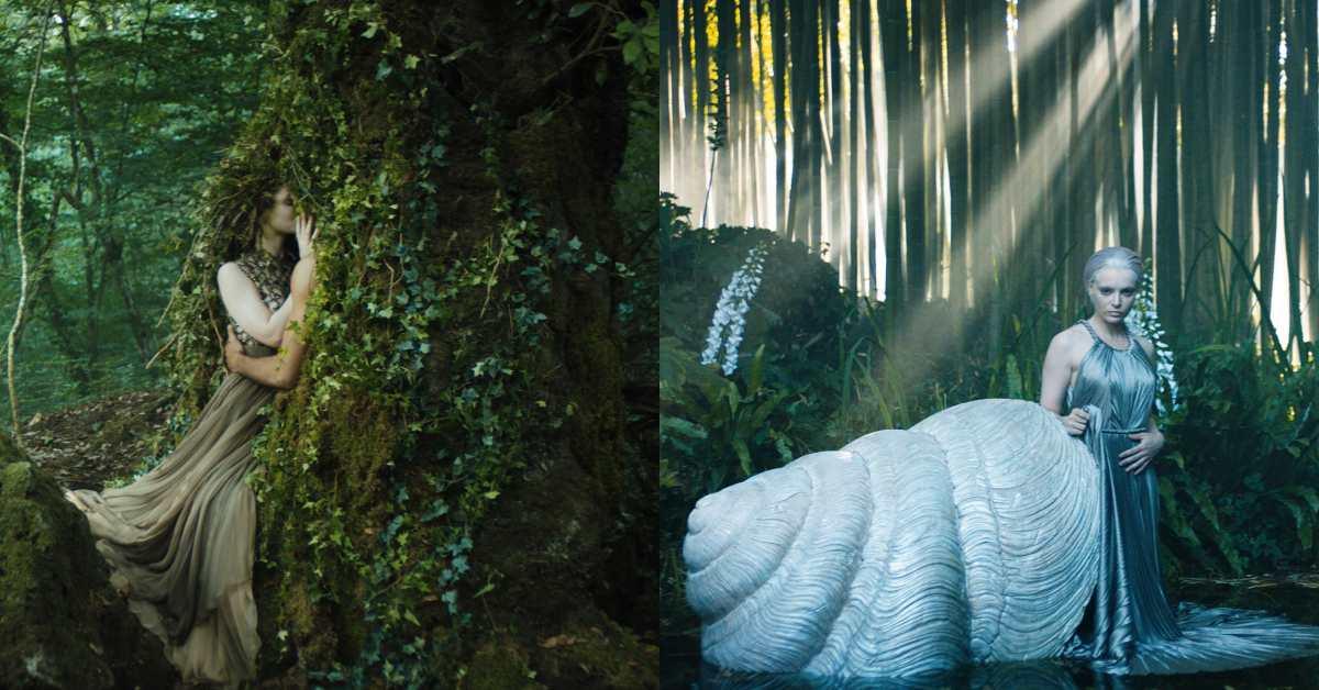 Dior翻拍《魔戒》?高級訂製服不做秀,拍電影給你看!樹精、美人魚、仙境跟衣服一樣的迷人