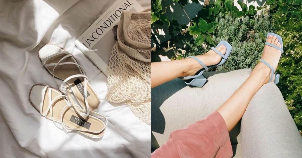 【單品買起來】夏日涼鞋怎麼買?從BV帶頭!原來頭越「方」越時尚