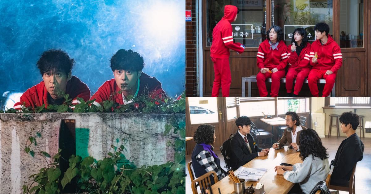 Netflix韓劇《驅魔麵館》爆紅!無名演員立大功,網漫迷封「時裝版《鬼滅之刃》」