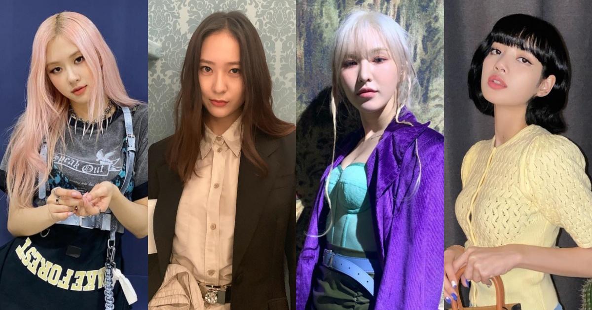 「2020 Kpop最美女藝人」TOP10排行出爐,BLACKPINK全員上榜!第一名號稱「人間芭比」?