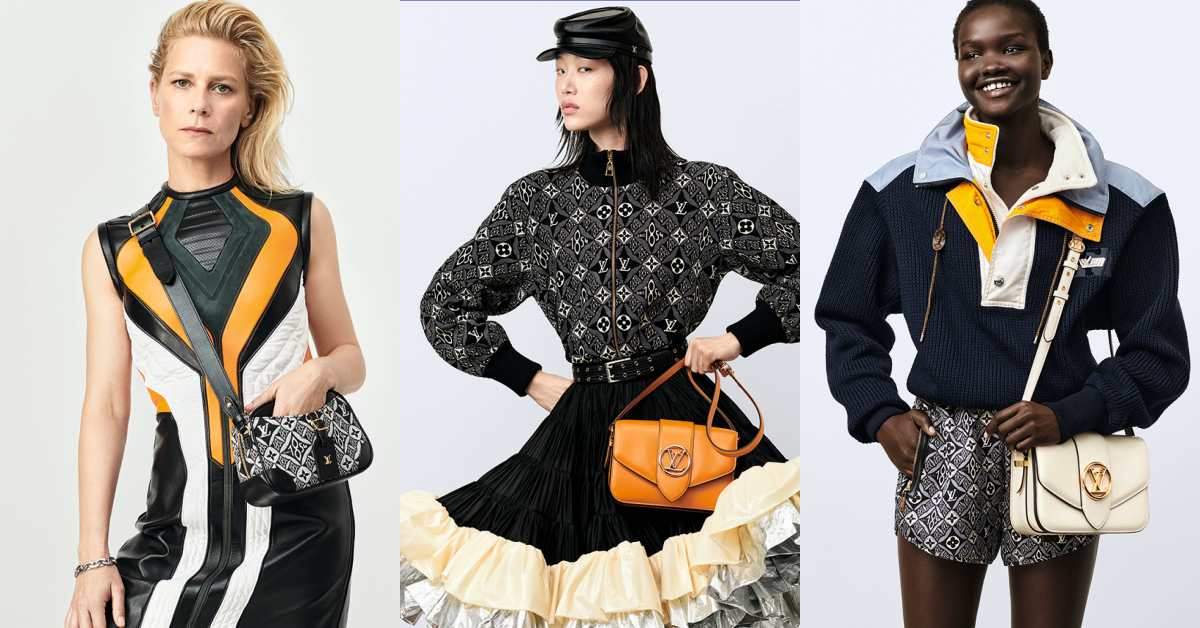 LV設計師不務正業?做的衣服連裴斗娜都喜歡,現在還當起自家形象照攝影師!
