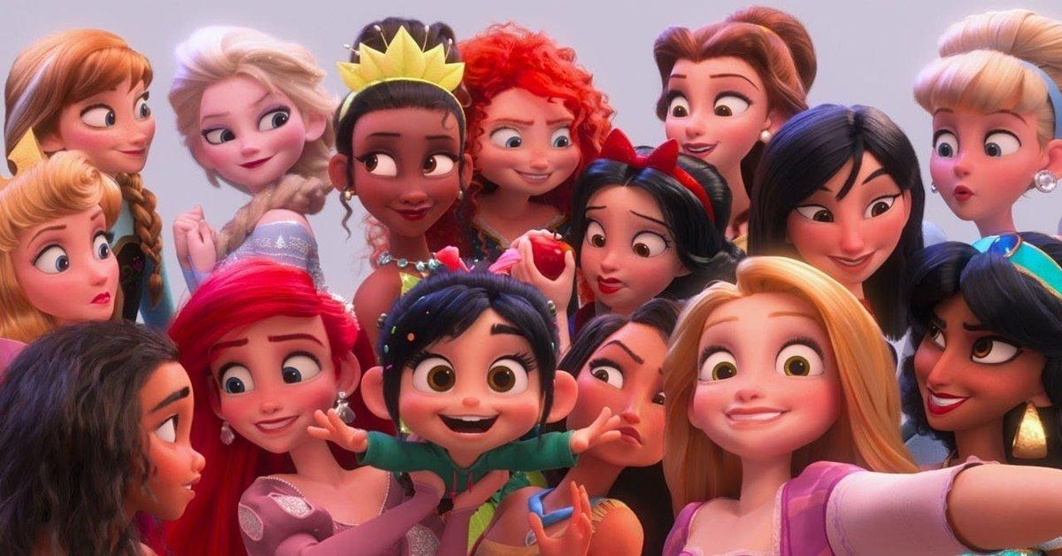14位公主《無敵破壞王2》同框!自黑迪士尼的3大「公主條件」