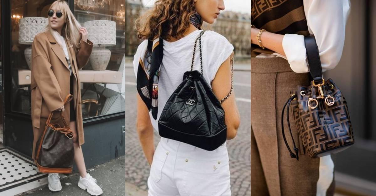 2020年最夯包款!LV、Chanel、Gucci...耐裝、容量大又不退流行的10款「水桶包」推薦