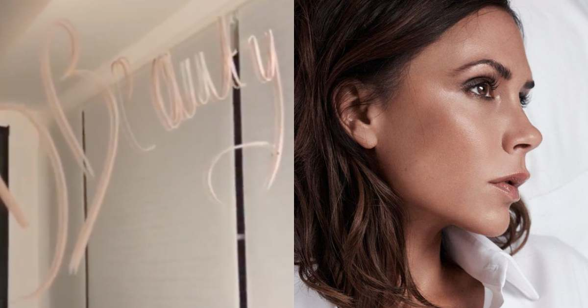 維多利亞貝克漢轉戰美妝市場!貝嫂的自創品牌VB Beauty要妳變美麗