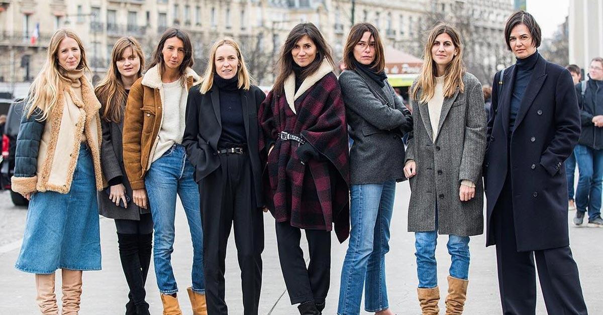 這三種單品女生一定都有,不買新衣服也能穿出法式女生的經典風格