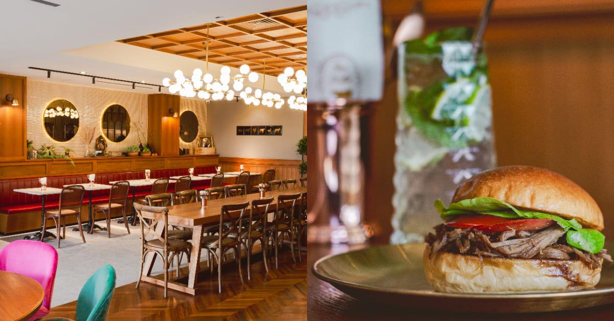 高雄美食推薦「癮肉洋食」,號稱南台灣最美漢堡店,日本A5級和牛、油封鴨太奢華!
