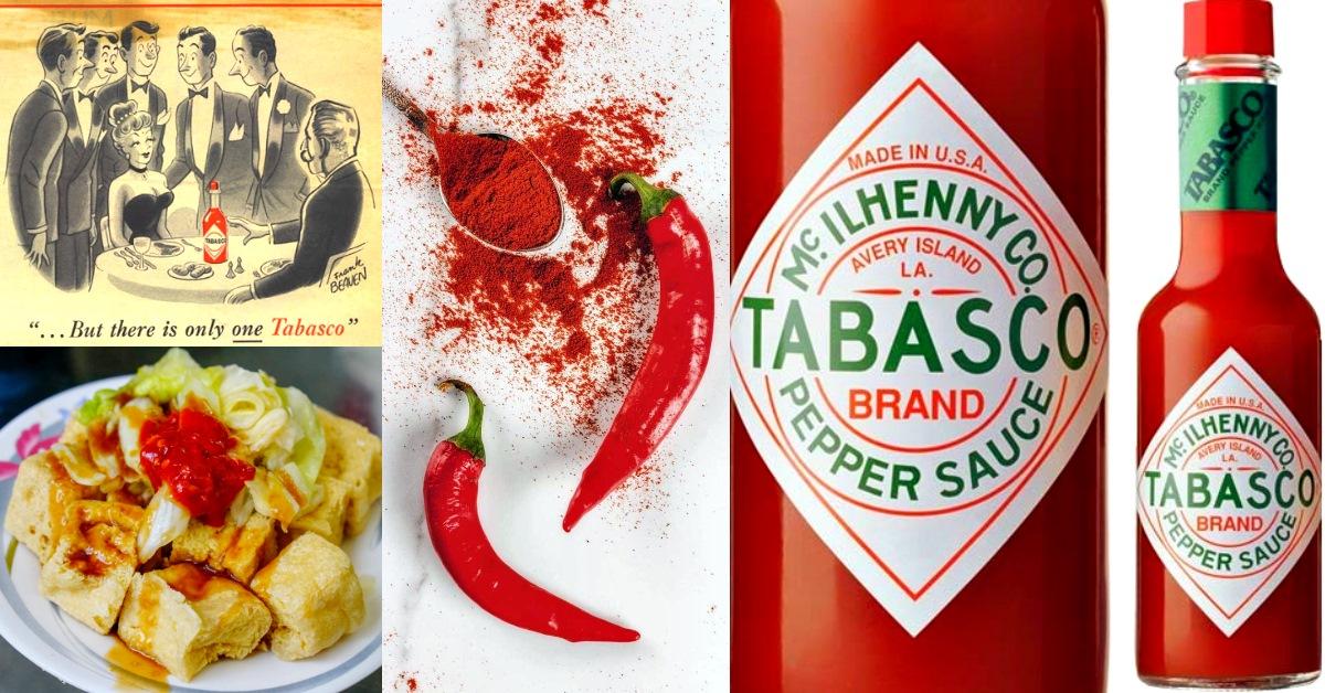 【百年俱樂部】少了Tabasco,牛排、義大利麵就無味!新品以台灣「臭豆腐」為靈感,一路紅到外太空