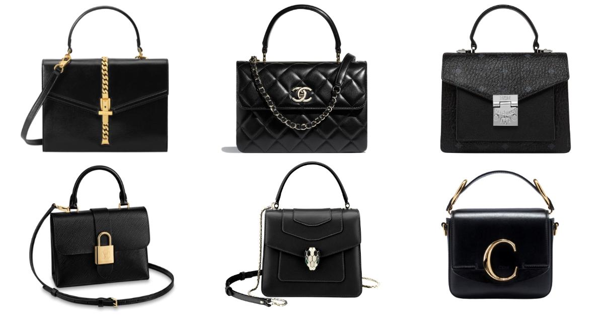 酷女孩的公事包!Chanel、Gucci、Bvlgari、Chloé...10款「手提掀蓋包」氣質、氣場一次顧!
