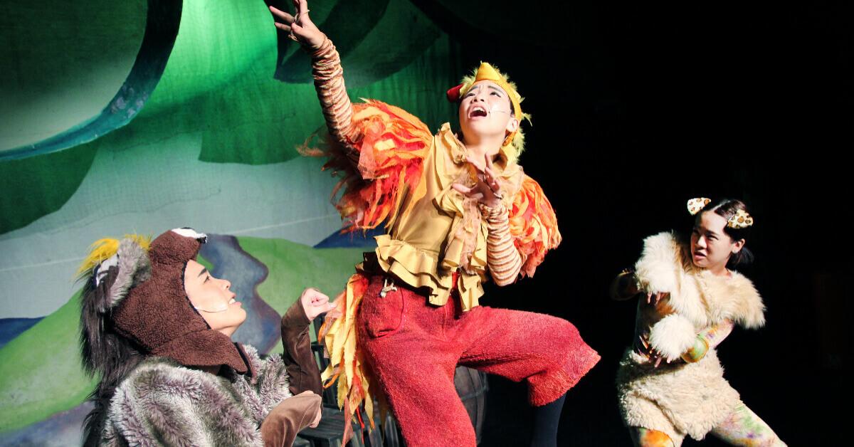 新春期間到誠品「行春」吧!阿卡貝拉世界童謠、如果兒童劇團樂遊趣!