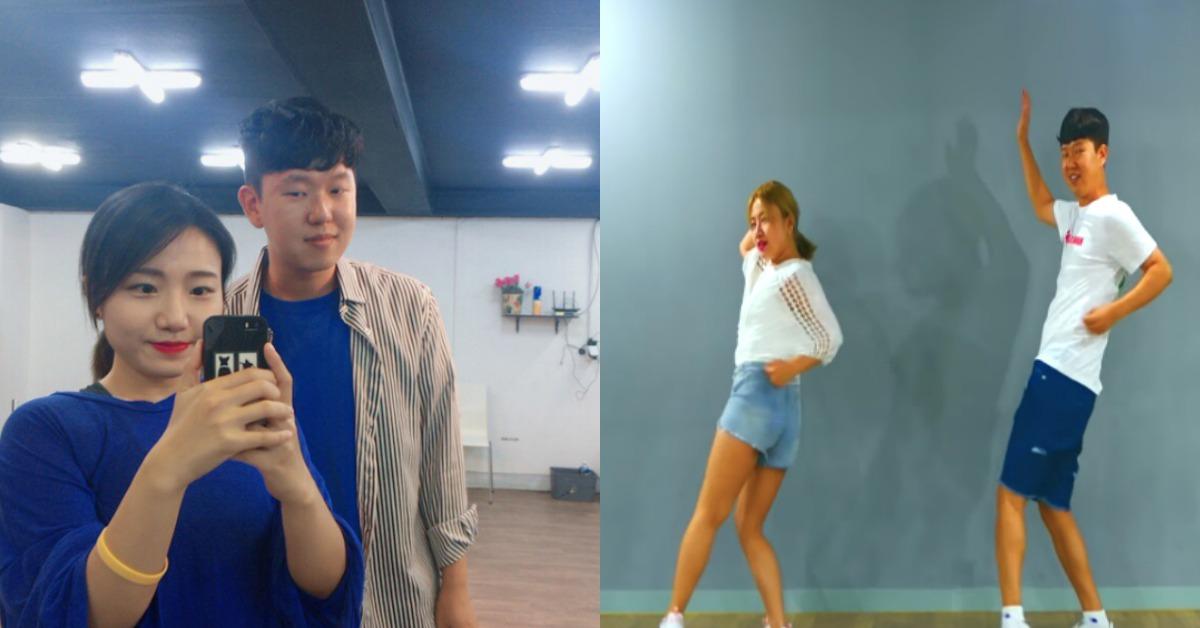 兩個禮拜就瘦10KG?韓國網紅情侶自創「強力瘦身舞」,數十萬人跟著狂跳甩油