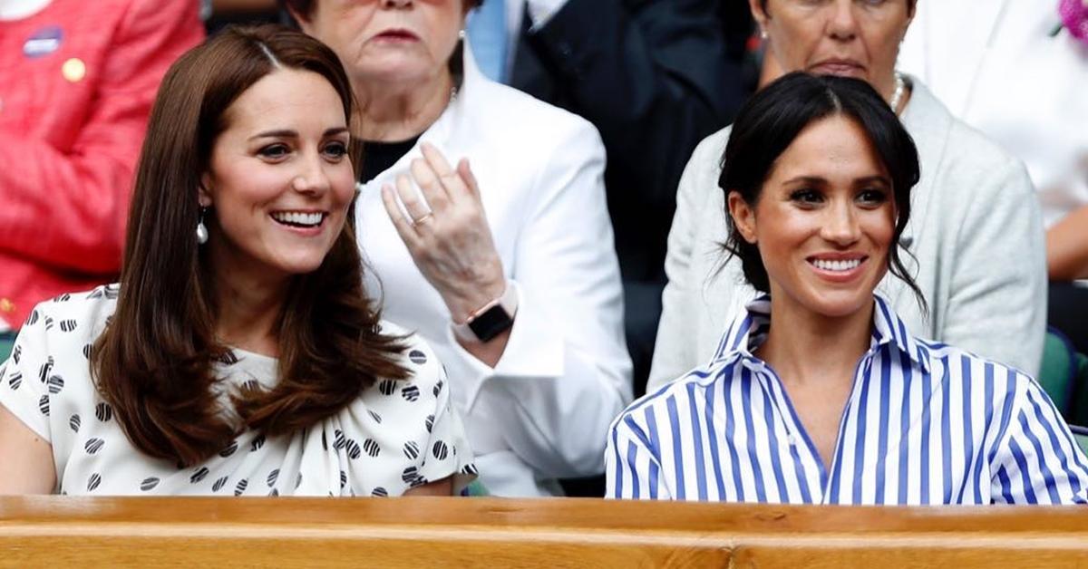 梅根與皇室不合、和凱特關係緊張?哈利夫婦搬家原因公開