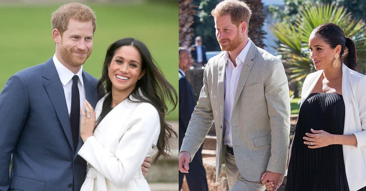 梅根的兒子不是王子?英國皇室再添新成員,新手爸爸哈利樂翻:「是男孩!」