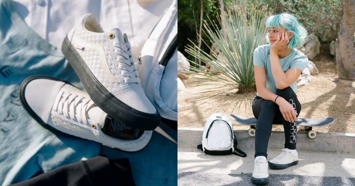 Vans 今夏超強聯名!女孩也要帥勁逼人,強悍性能、俐落鞋款打造2.0超潮滑板鞋