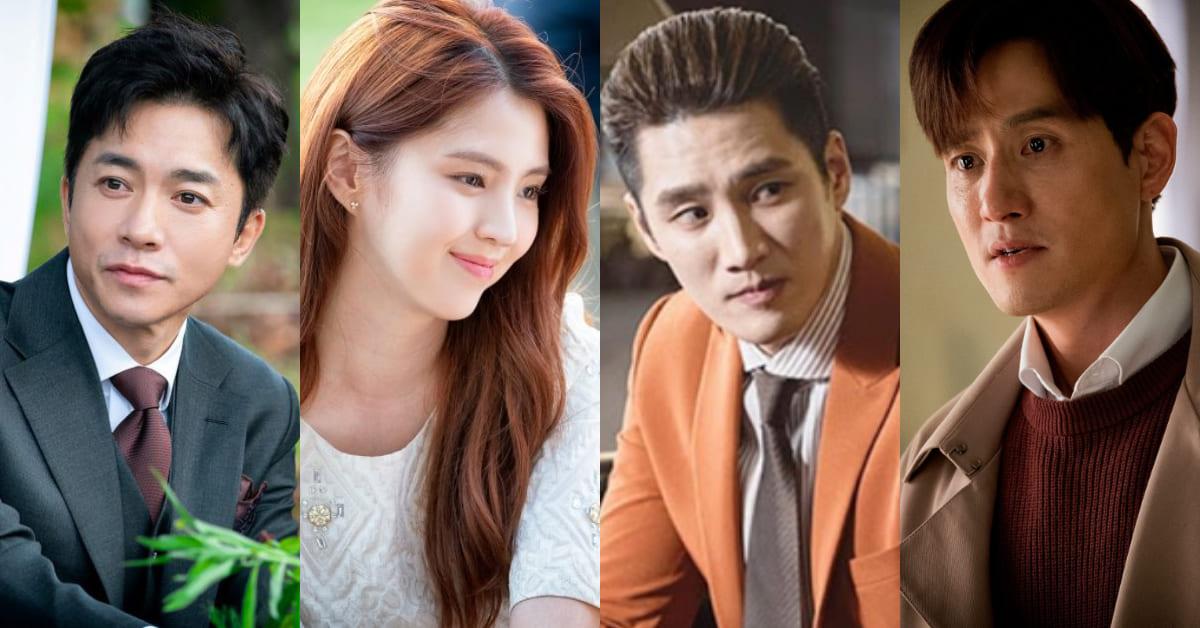 2020韓劇最受矚目新臉孔!「最美小三」韓素希、《梨泰院Class》反派封王,《夫婦的世界》渣男老公也入榜!