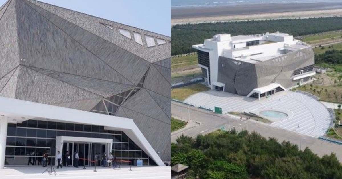XPark強敵來了!台中海生館2022年確定開幕,三層樓高大魚缸讓10年等待很值得!
