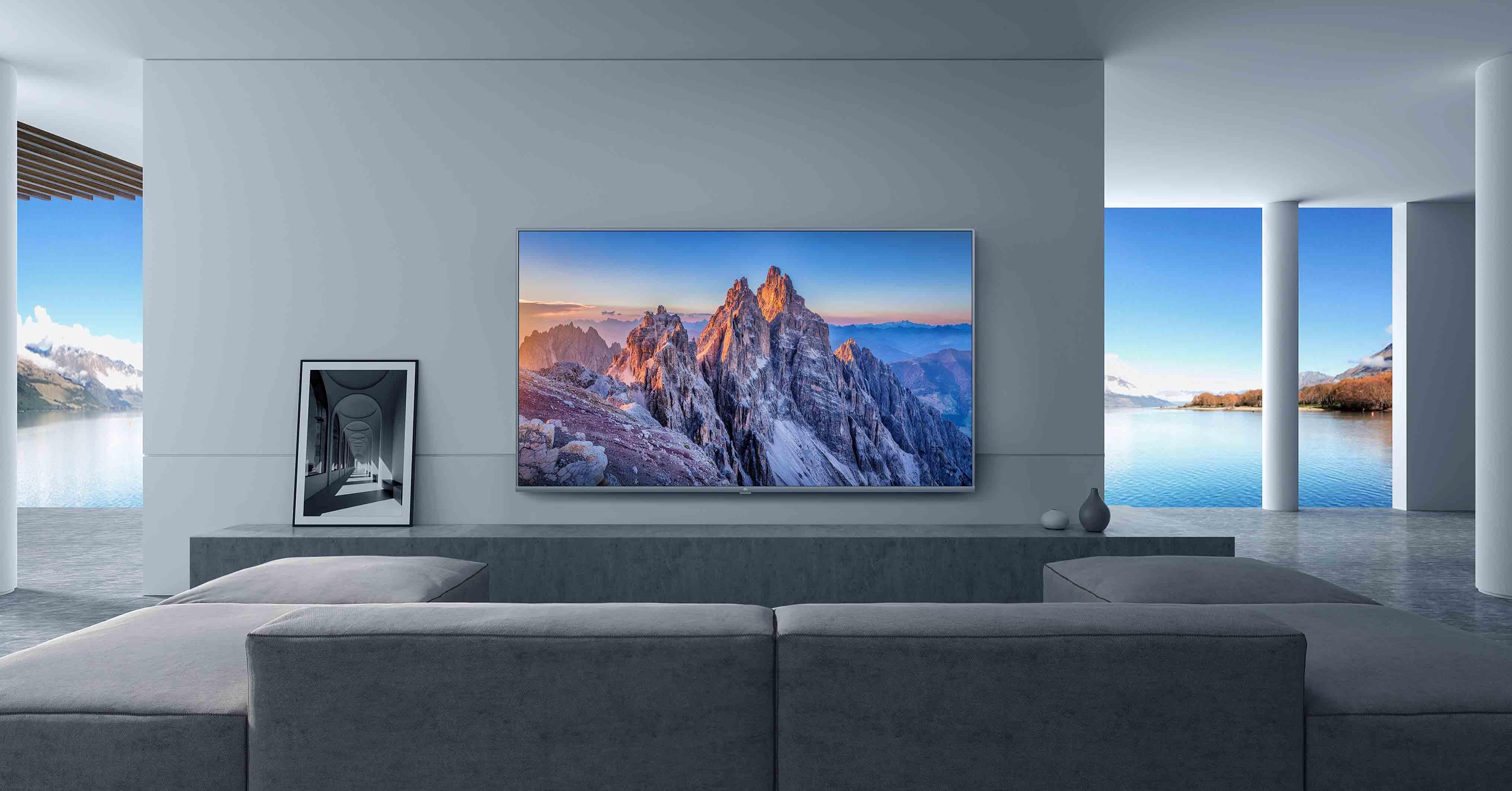 「小米電視65型」正式登台4大亮點搶先看!超大65吋、杜比喇叭,而且1萬7有找!