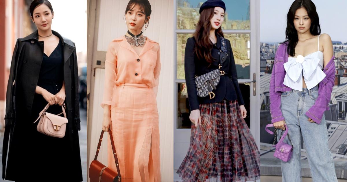 2020年韓國「帶貨女神」Top10!Chanel、LV、Dior、Gucci...時尚圈最愛的歐逆,原來是她!