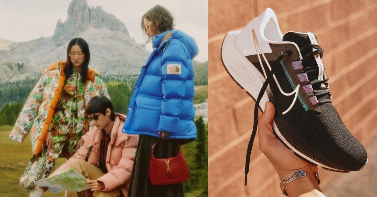2021春夏10大品牌第一季排行出爐!Nike銷量激增59%,Gucci靠The North Face聯名蟬聯第一!