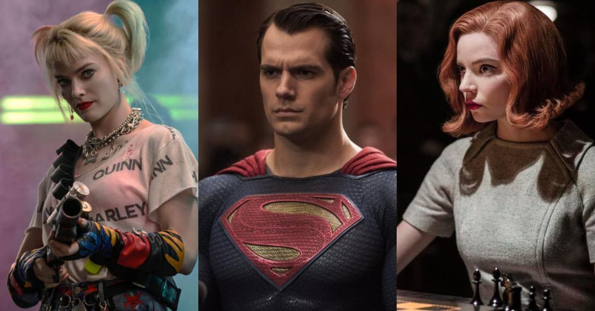 2020最受歡迎明星排行榜!《後翼棄兵》女主角不再是冠軍,「超人」僅排第10