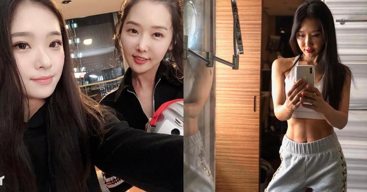 跟女兒簡直姐妹!韓國50歲牙醫美魔女爆紅凍齡指數超乎想像