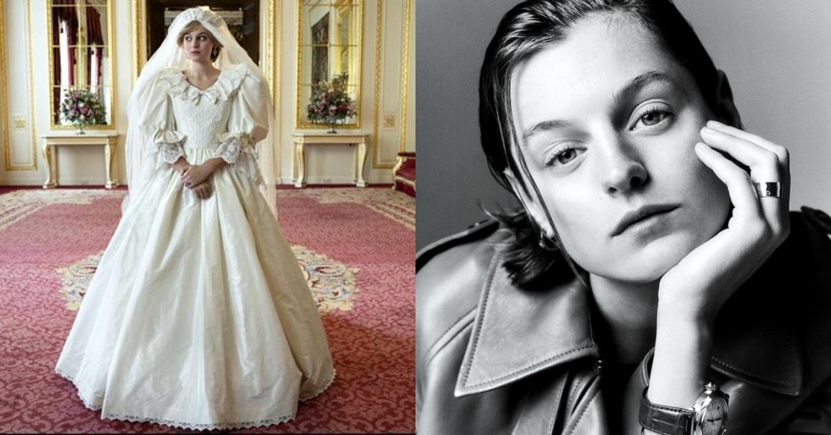 Netflix《皇冠》22歲「艾瑪科林」撞臉黛妃!私底下脫掉戲服,靠毛衣、西裝...變身酷女孩!