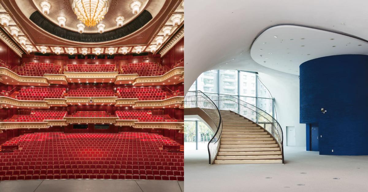 視訊會議背景圖這款氣派又很「藝文氣息」!兩廳院、故宮、衛武營美圖免費送給你,今天就在國家歌劇院開會!