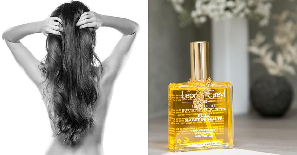 頭髮原來「這樣洗」,才對!國外爆紅的「以油洗油」概念,你聽過沒?