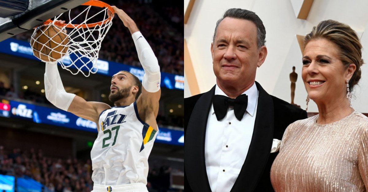 新冠肺炎全球不平靜!美國巨星湯姆漢克斯夫婦確診、NBA球員染疫宣布全面停賽