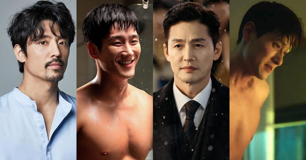 《雖然是精神病但沒關係》熟男社長肌肉炸裂!2020韓劇高顏值反派角色,帥氣壞蛋原來這麼壯啊!