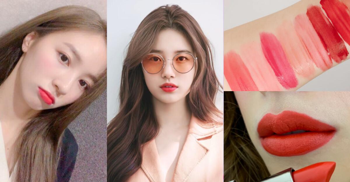 2019開架唇膏排行!女生化妝包必備的10支最賣紅唇,不到500元媲美專櫃