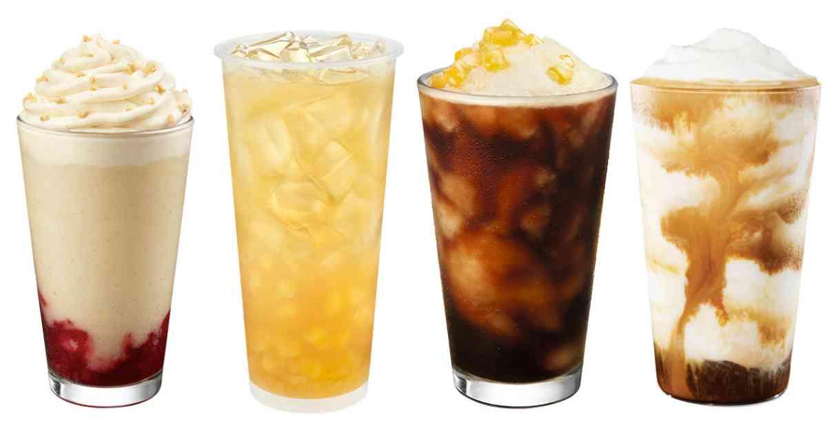 星巴克新口味登台!風靡日韓「法式草莓泡芙星冰樂」、「雙濃萃義式咖啡」,在家工作消暑必備