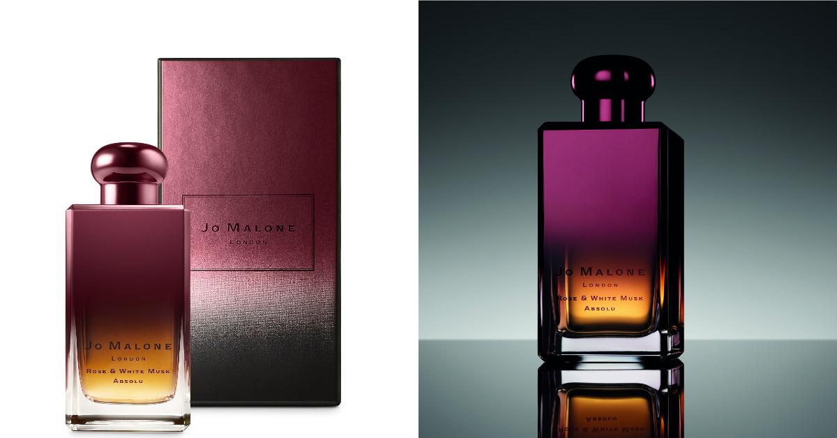 玫瑰控請注意,你絕對會愛死這瓶!Jo Malone把最美好的玫瑰氣味都放進這瓶菁萃裡了!