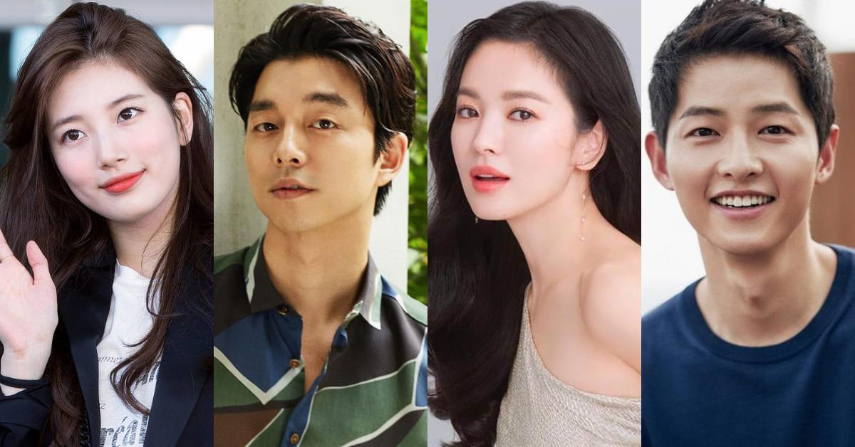 金秀賢有入榜?2020海外最受歡迎韓劇演員Top10,無緣宋宋CP打進前五名