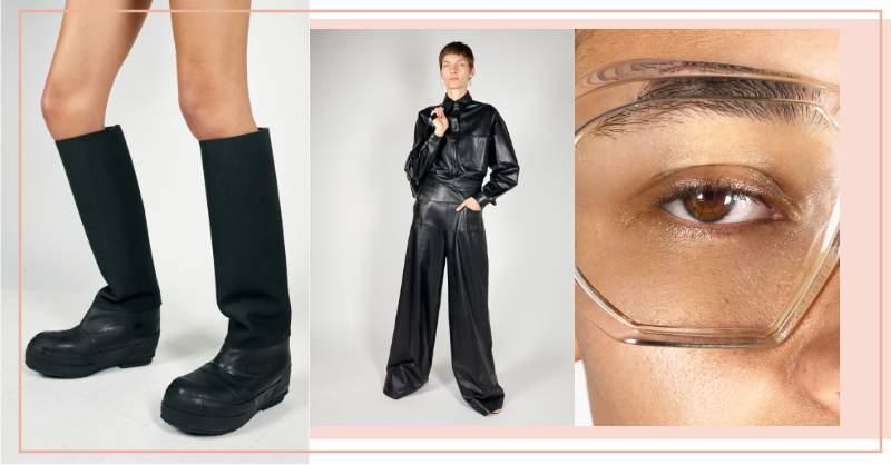 優雅的最終章,Céline 2018 年早秋 Phoebe Philo 用一雙膠靴宣告女性的強悍美