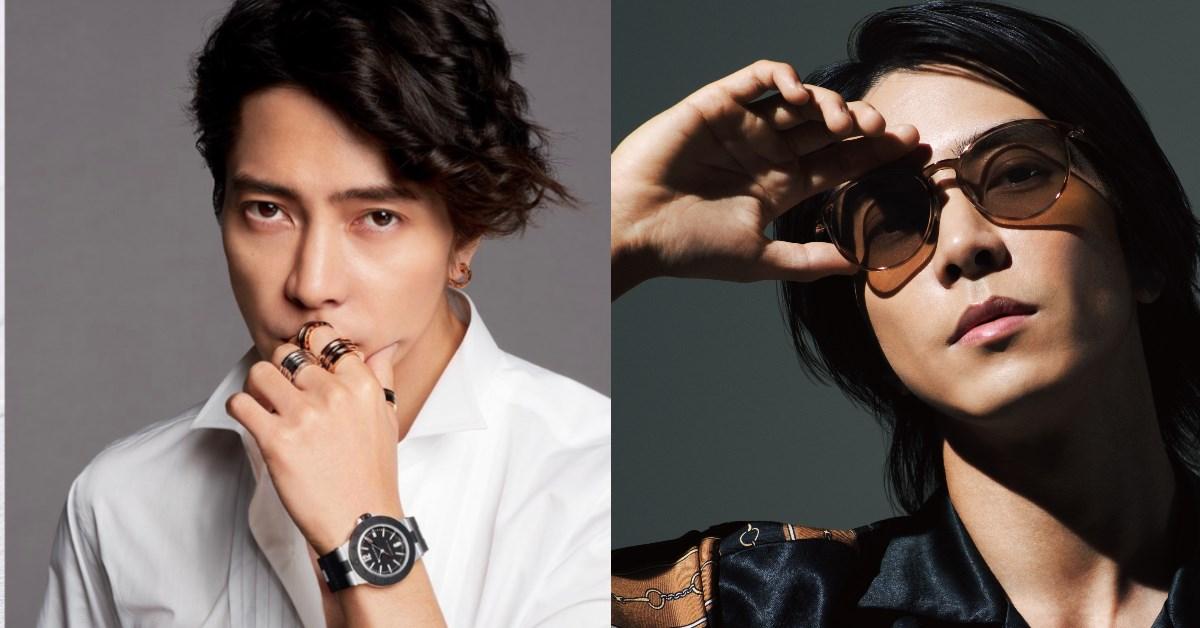 山下智久繼寶格麗後代言品牌再+1!日本眼鏡連鎖「Jins 」也被圈粉,同款墨鏡千元就能入手