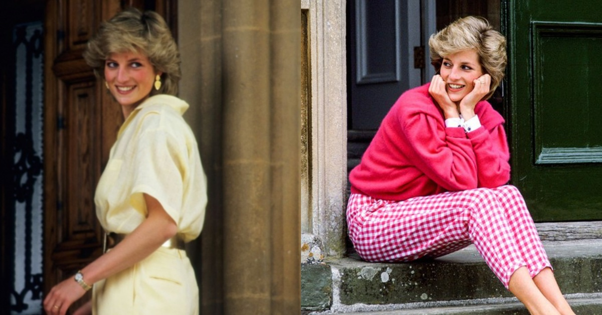 她的品味永遠是時尚女人的嚮往!黛安娜王妃早就穿過「這些」當今最IT的Look了