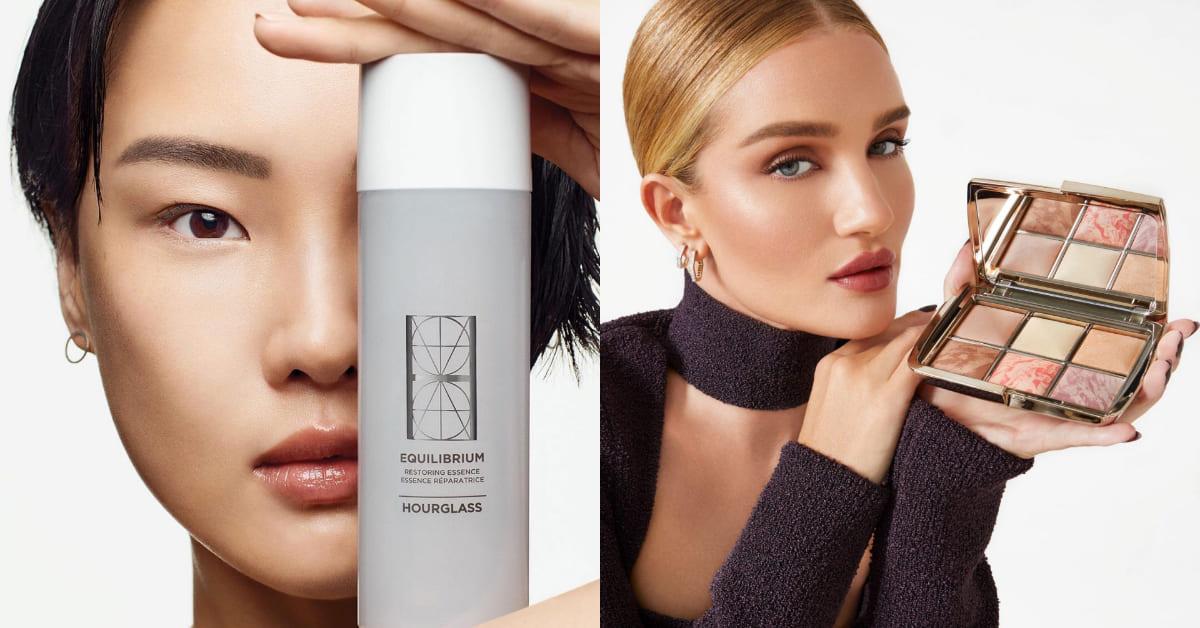 Hourglass腮紅台灣女模完美代言!唐熒霜躍升品牌首位東方臉,瑪丹娜、變形女都被比下去