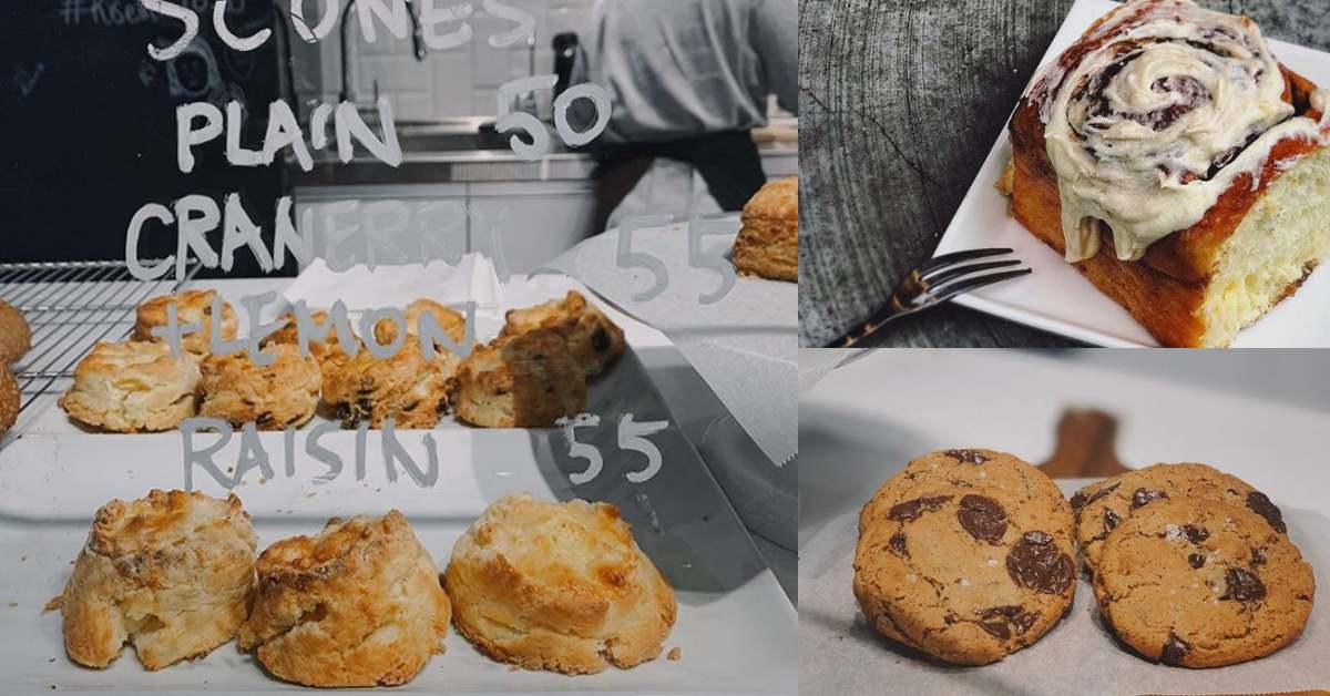 捷運信義安和麵包店「Rise Bakery」,網路傳說崩潰好吃的「糖霜肉桂捲」與司康果然不虛假!