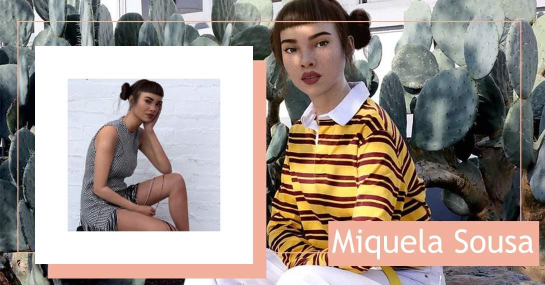 不存在的 IT Girl 在網路爆紅!IG虛擬偶像 Miquela Sousa 擬真到嚇壞人