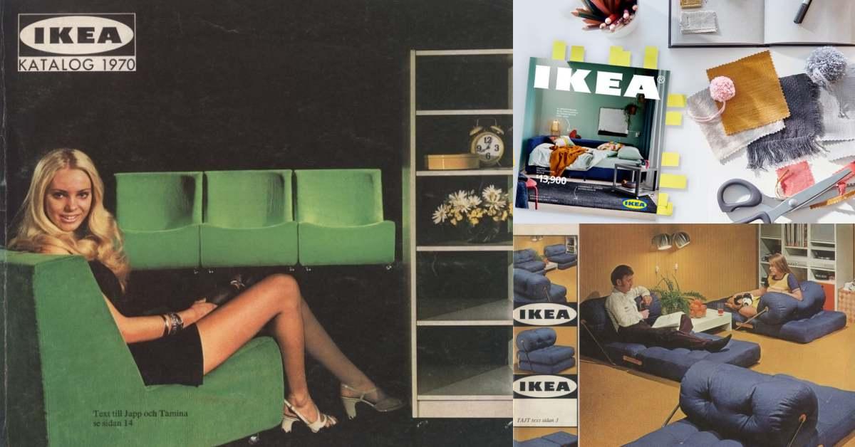 「IKEA型錄」停刊!銷量超過2億本遠甩《哈利波特》,帶你解密70年後停刊原因