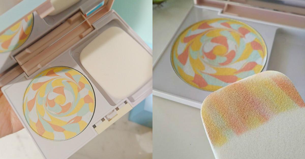 混色正夯!日本最新底妝技法把「微彩虹」畫在臉上,暗沉不見,膚質變得好好喔!
