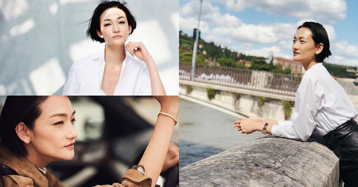 【克編雜記】首位登上LV廣告的日本超模富永愛再度走紅,經歷隱退、離婚,人生最大體悟:要做自己