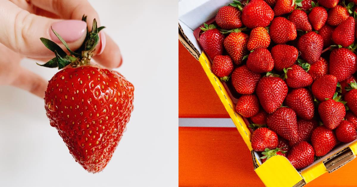 草莓能防老?專家提醒「4種人」吃之前要注意,保存、清洗方式也有訣竅