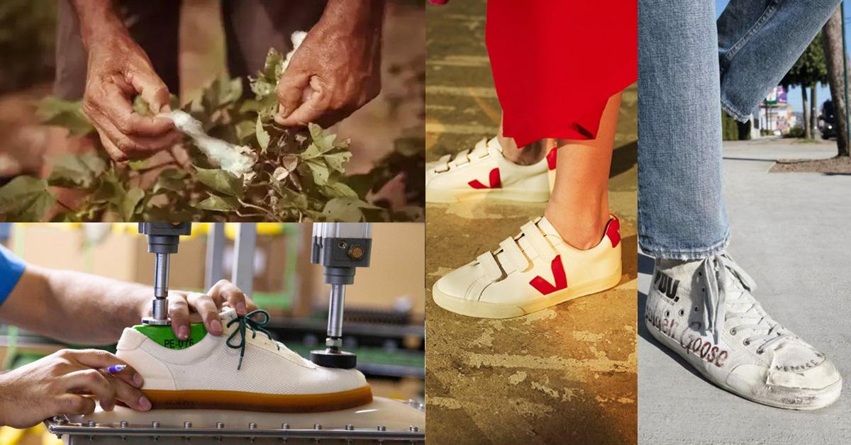 小白鞋人人愛!選穿這6個「尊重生態」的環保品牌,讓你更可為地球盡心力!