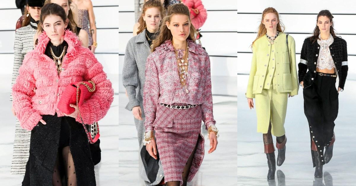 Chanel 2020年秋冬靈感來自「馬術」?創意總監用一場大秀向香奈兒女士與老佛爺致敬